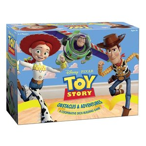 USAopoly TOY STORY: OBSTACLES & ADVENTURES