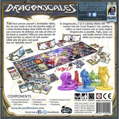 Arcane Wonders DRAGONSCALES