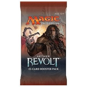 Wizards of the Coast MTG: AETHER REVOLT - BOOSTER
