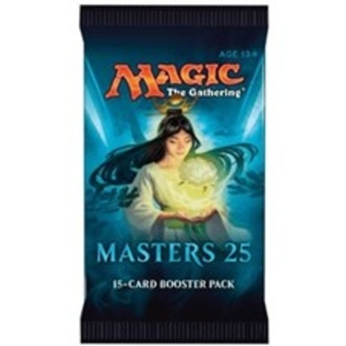 Wizards of the Coast MTG: MASTERS 25 - BOOSTER