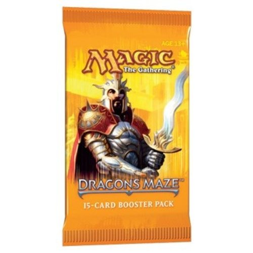 Wizards of the Coast MTG: DRAGONS MAZE - BOOSTER
