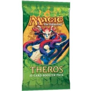 Wizards of the Coast MTG: THEROS - BOOSTER