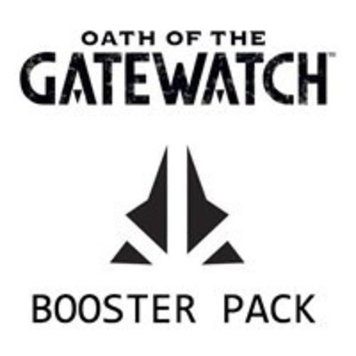 Wizards of the Coast MTG: OATH OF THE GATEWATCH - BOOSTER