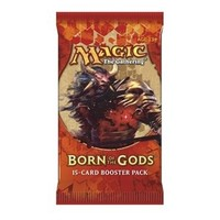 MTG: BORN OF THE GODS (JAPANESE) - BOOSTER