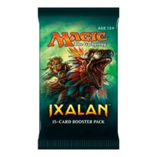 Wizards of the Coast MTG: IXALAN - BOOSTER
