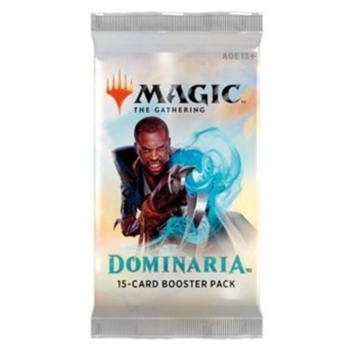 Wizards of the Coast MTG: DOMINARIA - BOOSTER