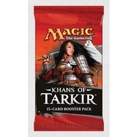MTG: KHANS OF TARKIR - BOOSTER