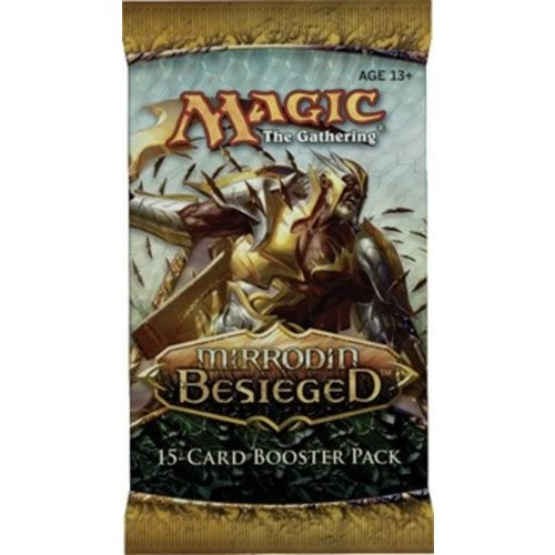Wizards of the Coast MTG: MIRRODIN BESIEGED - BOOSTER