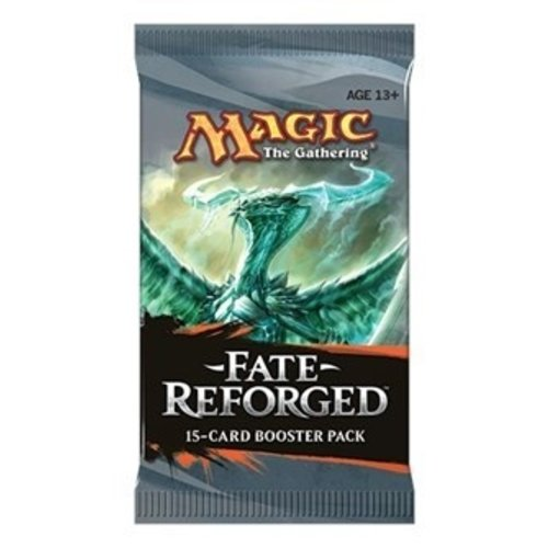 Wizards of the Coast MTG: FATE REFORGED - BOOSTER