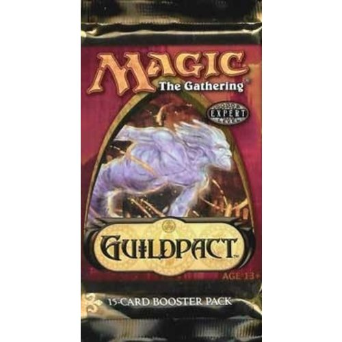 Wizards of the Coast MTG: GUILDPACT - BOOSTER
