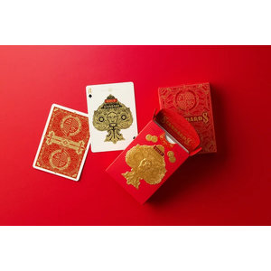 ART OF PLAY STANDARDS RED PLAYING CARDS