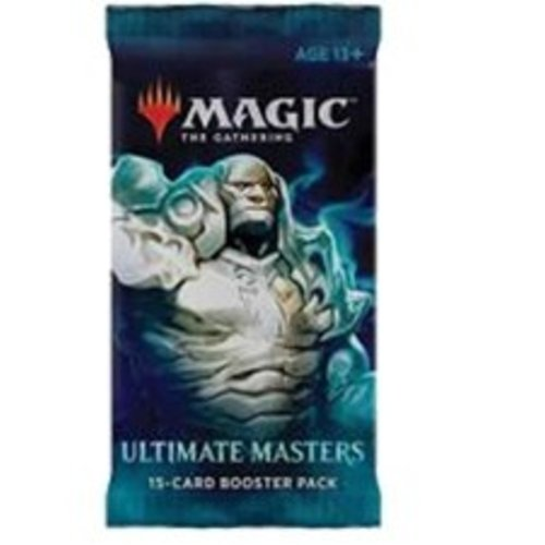 Wizards of the Coast MTG: ULTIMATE MASTERS - BOOSTER