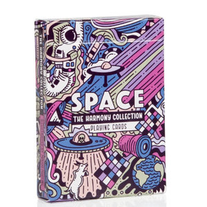 ART OF PLAY HARMONY COLLECTION, SPACE PLAYING CARDS