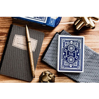 DKNG BLUE WHEEL PLAYING CARDS