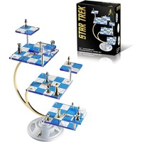 STAR TREK TRIDIMENSIONAL CHESS SET (50TH ANNIV)