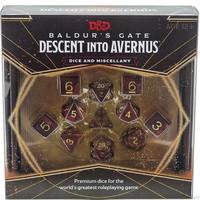 D&D 5E: BALDUR'S GATE - DESCENT INTO AVERNUS - DICE