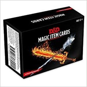 Gale Force Nine D&D 5E: MAGIC ITEM CARDS