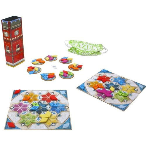 Next Move Games AZUL: SUMMER PAVILION