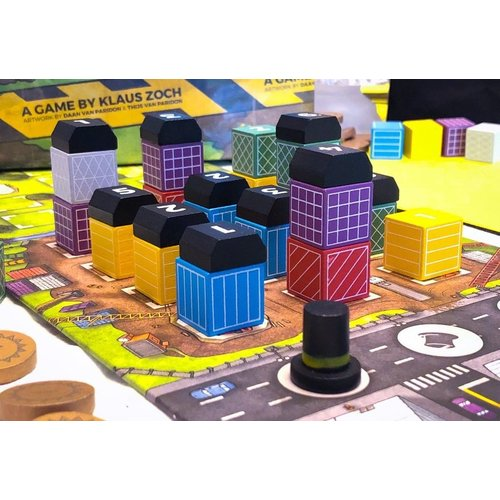 Capstone Games THE ESTATES