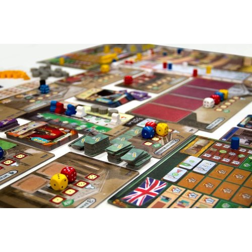 Capstone Games CRYSTAL PALACE