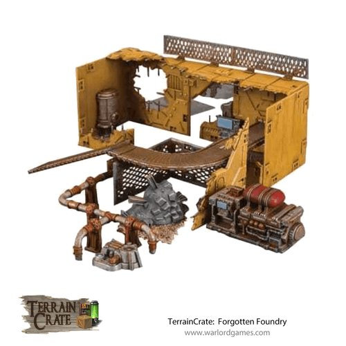 Mantic Entertainment LTD. TERRAIN CRATE: FORGOTTEN FOUNDRY