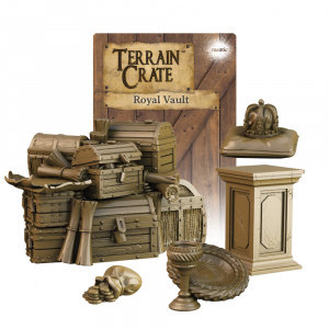 Mantic Entertainment LTD. TERRAIN CRATE: ROYAL VAULT