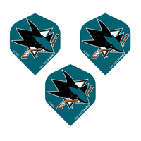 FLIGHT NHL SAN JOSE SHARKS (Set of 3)