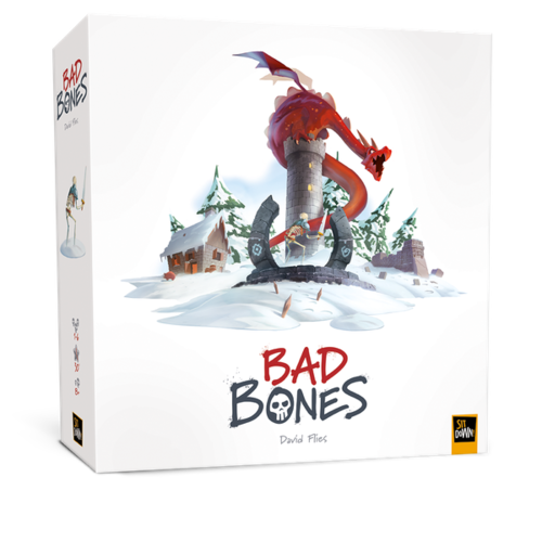Lifestyle Boardgames BAD BONES