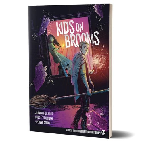 Renegade Games Studios KIDS ON BROOMS