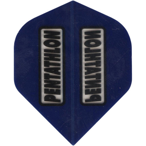 MAGIC/A-Z DARTS FLIGHT PENTATHLON BLUE (Set of 3)