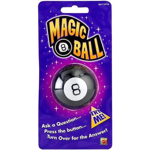 MATTEL MAGIC 8 BALL MINI