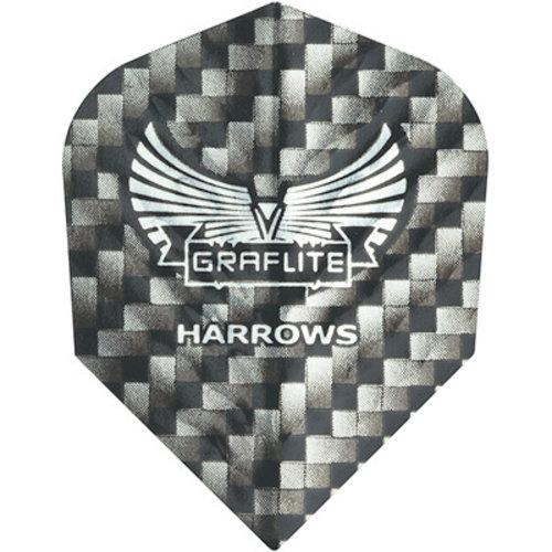 MAGIC/A-Z DARTS FLIGHT HARROWS GRAFLITE (Set of 3)
