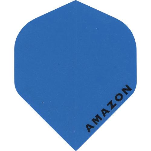 MAGIC/A-Z DARTS FLIGHT AMAZON BLUE (Set of 3)