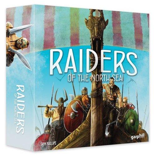 Renegade Games Studios RAIDERS OF THE NORTH SEA