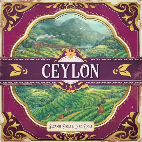 Asmodee CEYLON