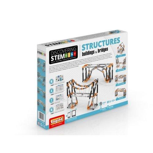 ELENCO ELECTRONICS KIT STEM BUILDINGS/BRIDGES