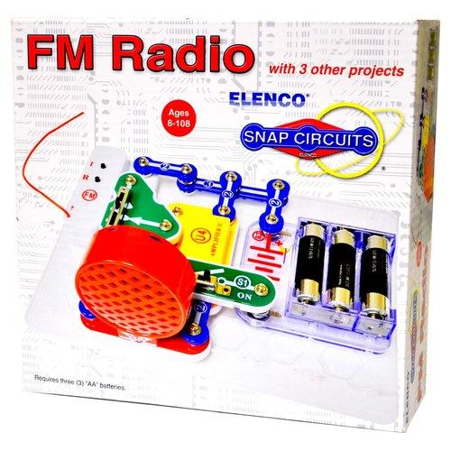 ELENCO ELECTRONICS KIT FM RADIO
