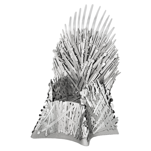 Metal Earth 3D METAL EARTH GAME OF THRONES THE IRON THRONE