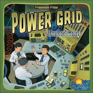 Rio Grande Games POWER GRID CARD GAME
