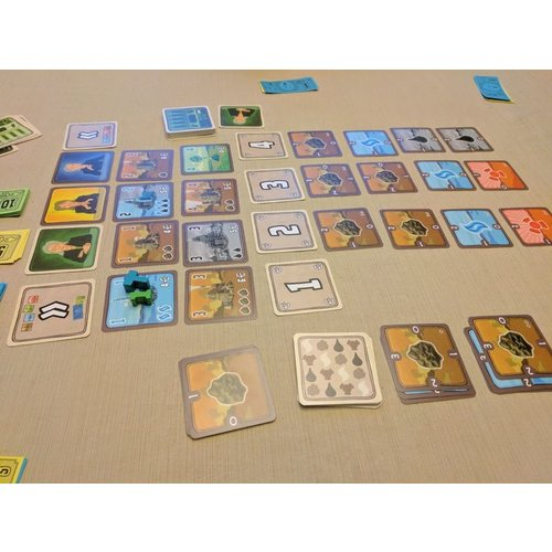 Rio Grande Games POWER GRID CARD GAME