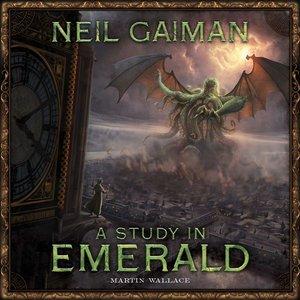Grey Fox Games A STUDY IN EMERALD 2nd EDITION