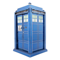 3D METAL EARTH DR WHO TARDIS