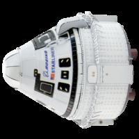 3D METAL EARTH CST-100 STARLINER