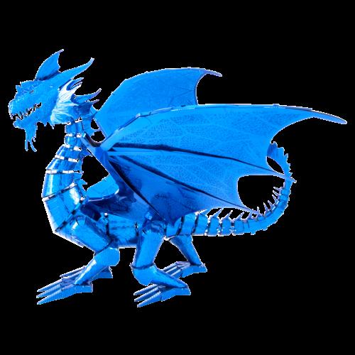 Metal Earth 3D METAL EARTH BLUE DRAGON