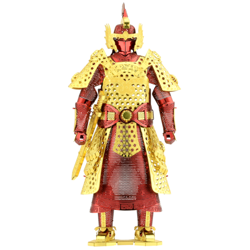 Metal Earth 3D METAL EARTH ARMOR MING