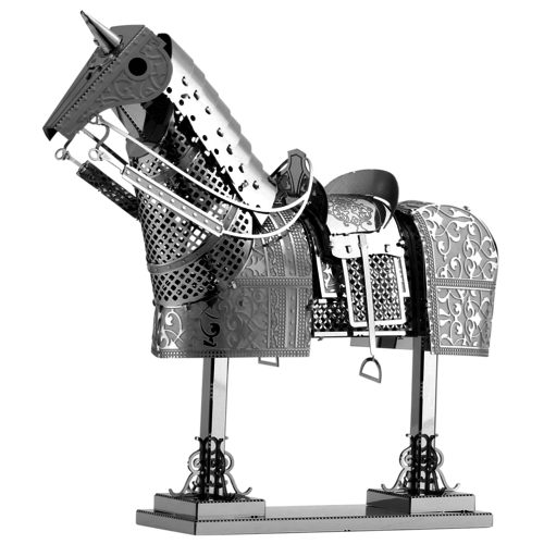 Metal Earth 3D METAL EARTH ARMOR HORSE
