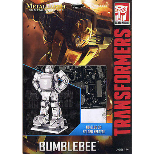 Metal Earth 3D METAL EARTH TRANSFORMERS BUMBLEBEE