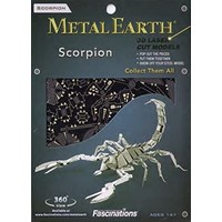3D METAL EARTH SCORPION