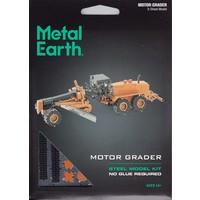 3D METAL EARTH MOTOR GRADER