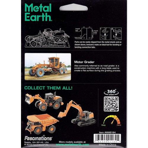Metal Earth 3D METAL EARTH MOTOR GRADER